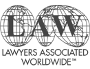lawyers associated worldwide tm logo